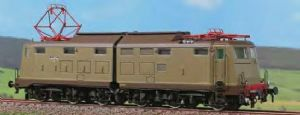 ACME 60152 FS Electric E646.022, Era III, Original 2-tone brown livery